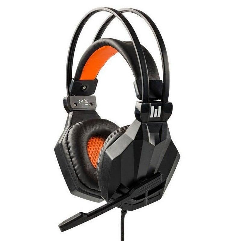 Indeca Raiyin Auriculares Gaming Multiplataforma