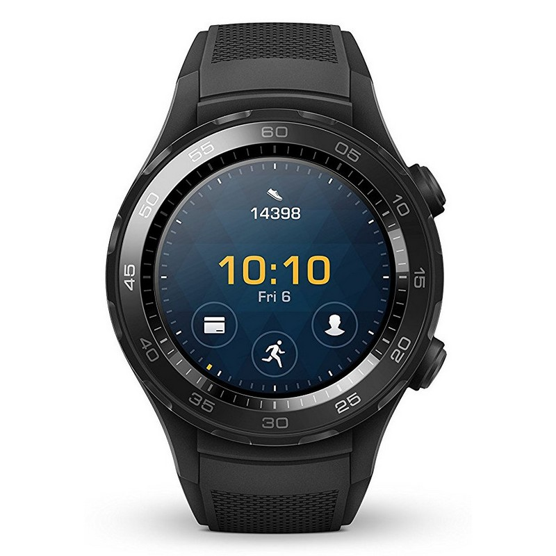 1a6f60555910 Huawei Watch 2 4G Smartwatch Negro