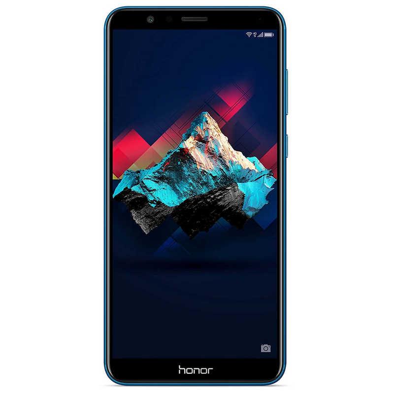 Honor 7X Azul libre