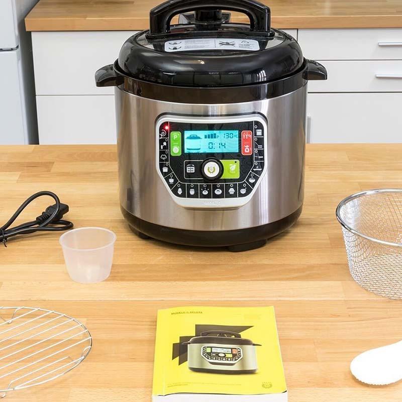 Cecotec GM Modelo G Deluxe Robot de Cocina