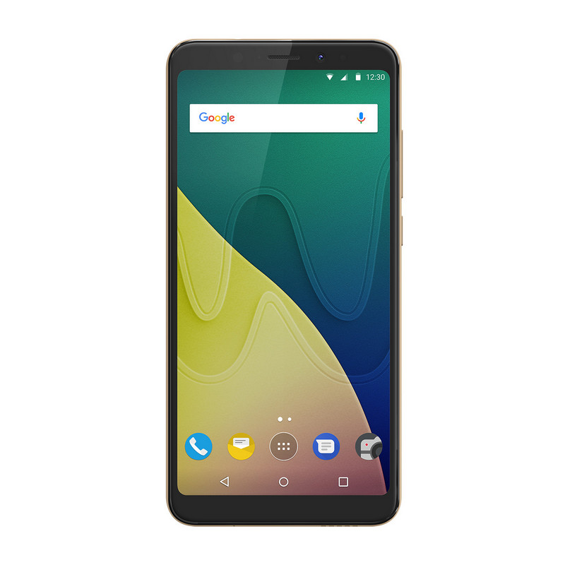 wiko view xl 3gb 32gb 4g dual sim dorado libre. Black Bedroom Furniture Sets. Home Design Ideas