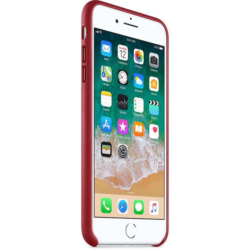 carcasa iphone 8 roja
