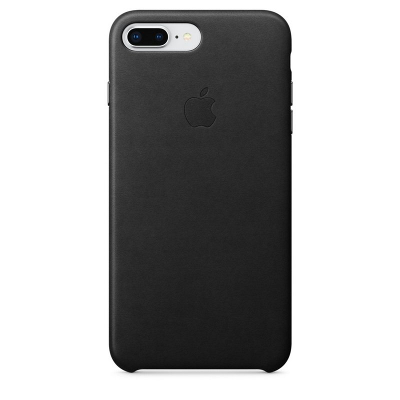 apple funda silicona negra para iphone 87 plus