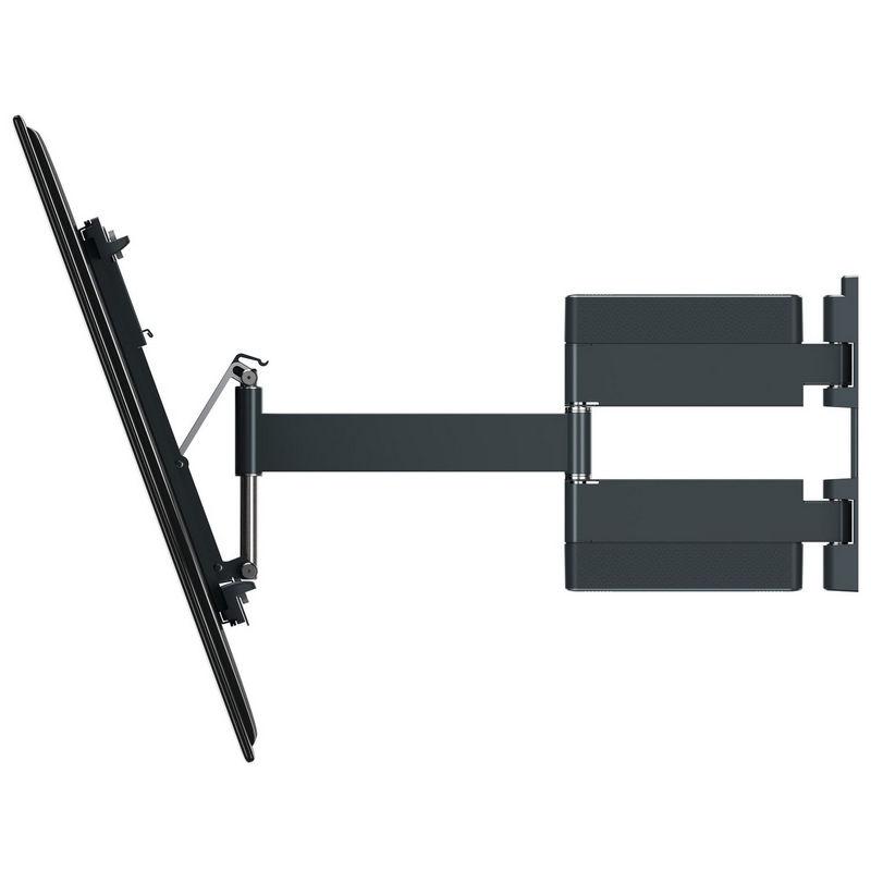 Vogel 39 s thin 545 soporte tv giratorio negro hasta 65 - Soporte tv giratorio ...