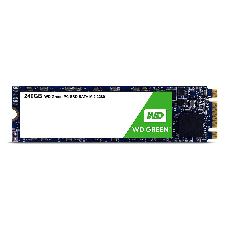 WD Green 3D SSD M.2 240GB SATA3