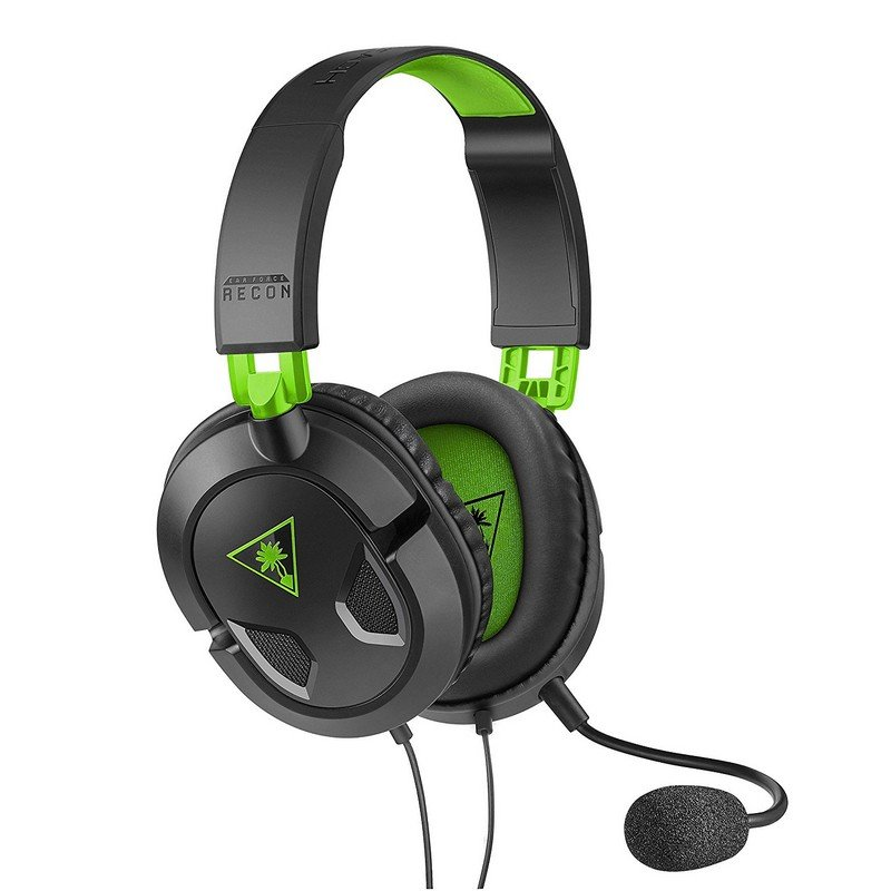 Turtle Beach Recon 50X Negros Xbox One/PC/PS4 - Periféricos-Auriculares-Turtle Beach