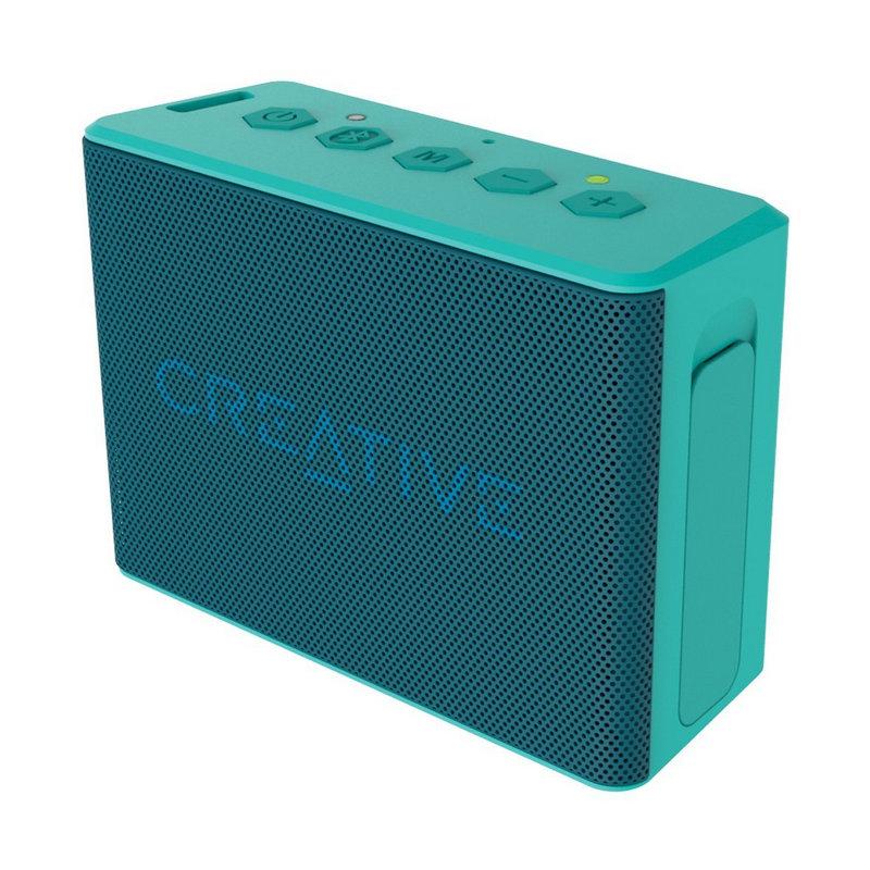 Creative Muvo 2C Altavoz Bluetooth Turquesa
