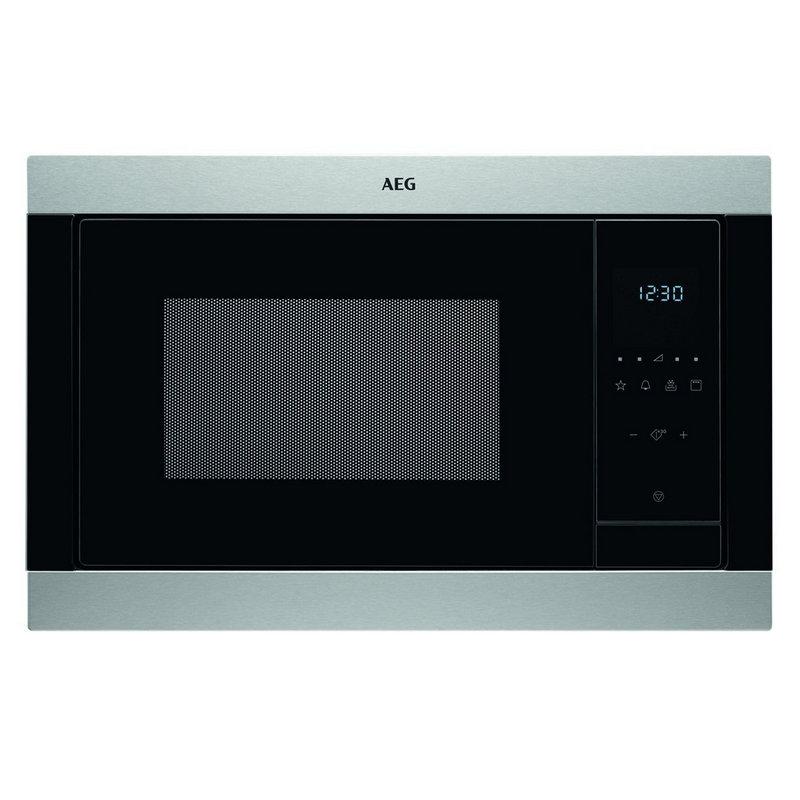 AEG MSB2547D-M Microondas con Grill Integrable 900W Acero Inoxidable