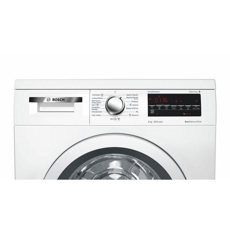 bosch serie 6 wuq24468es lavadora de carga frontal 8kg a. Black Bedroom Furniture Sets. Home Design Ideas