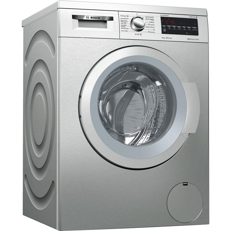 Bosch serie 6 wuq2448xes lavadora de carga frontal 8kg a - Opiniones lavadoras lg ...