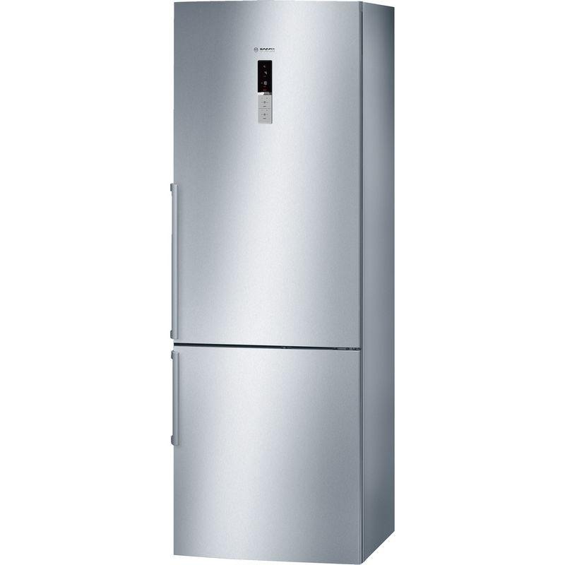 bosch kgn49ai22 frigor fico combi a acero inoxidable