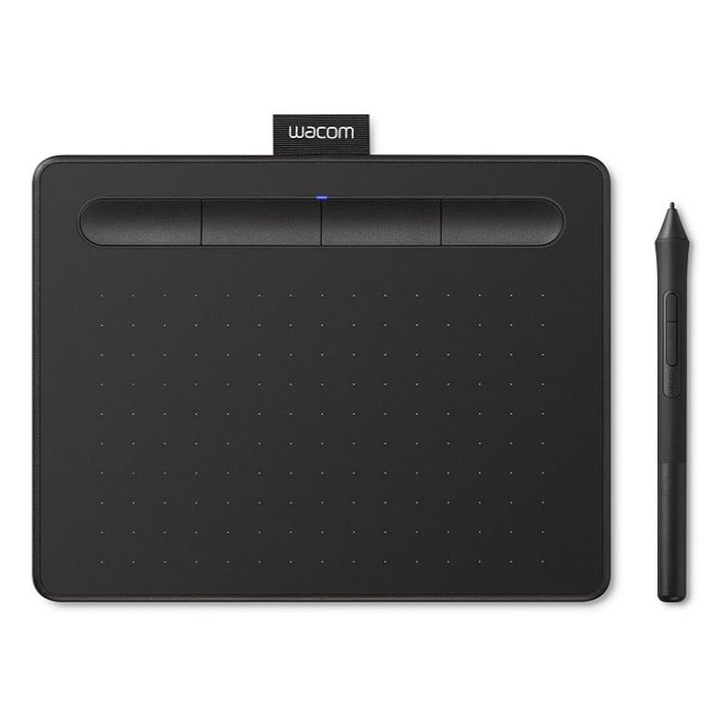 wacom intuos basic pen small negro