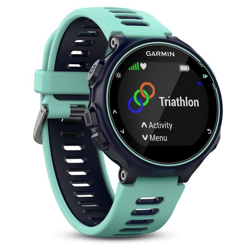 d31c63671a10 Garmin Forerunner 735XT Reloj Deportivo Azul Turquesa