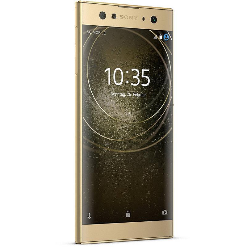 f767211d7c9 Sony Xperia XA2 Ultra Dorado libre