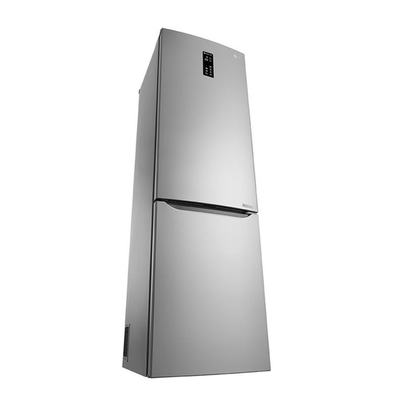 Lg gbb60pzfzs frigor fico combi a acero inoxidable for Frigorifico acero inoxidable