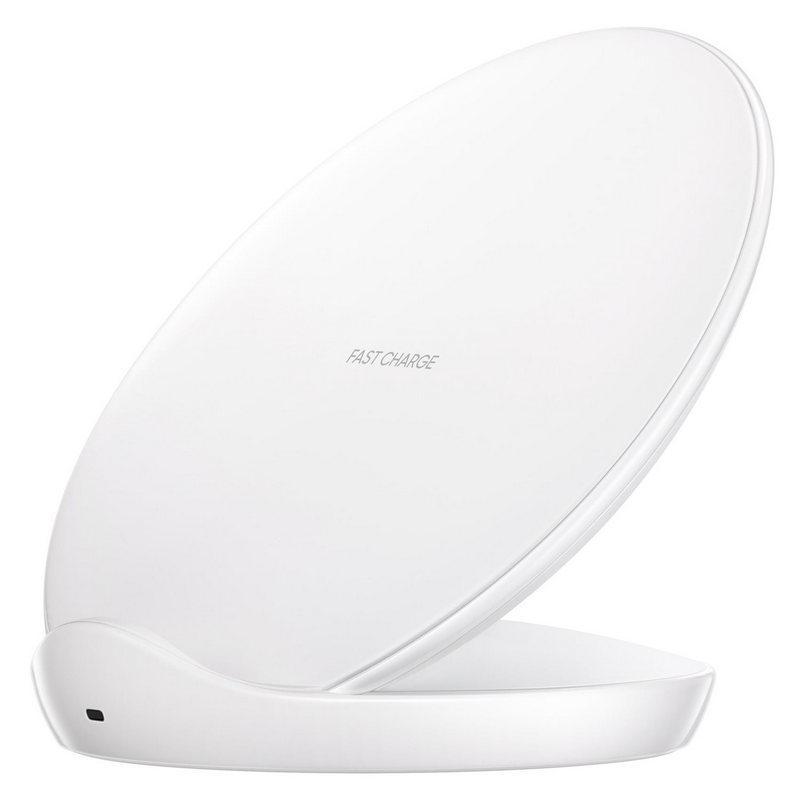 samsung ep n5100 wireless charger standing branco. Black Bedroom Furniture Sets. Home Design Ideas