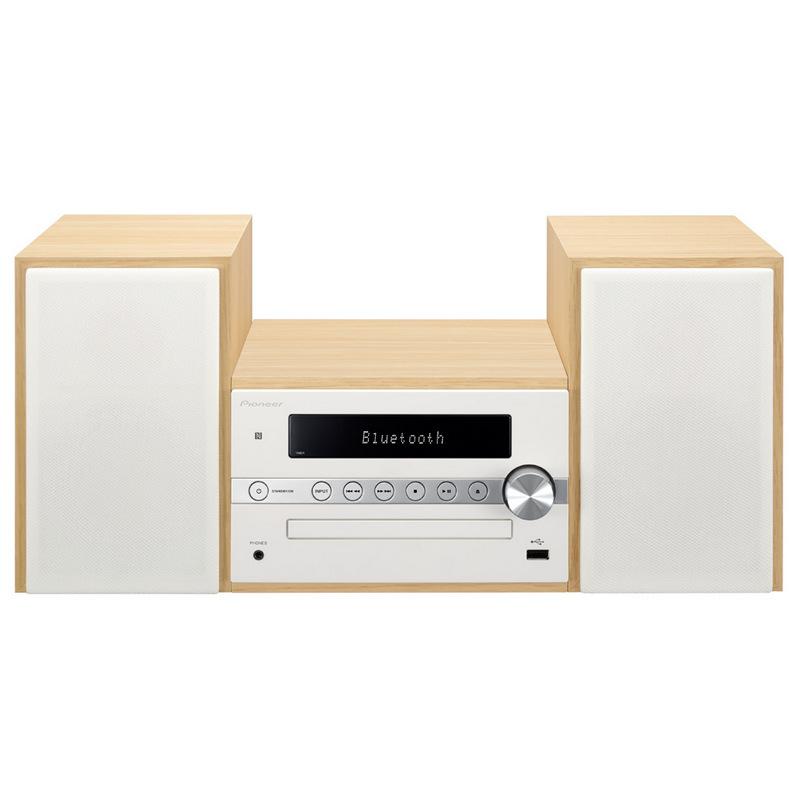 f7146782a9658 Pioneer X-CM56 Mini Cadena Bluetooth Blanca