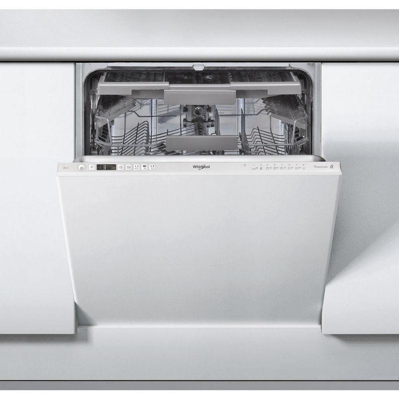 Whirlpool WIC 3C26 PF Lavavajillas Integrable Capacidad 14 Cubiertos A++ Plata
