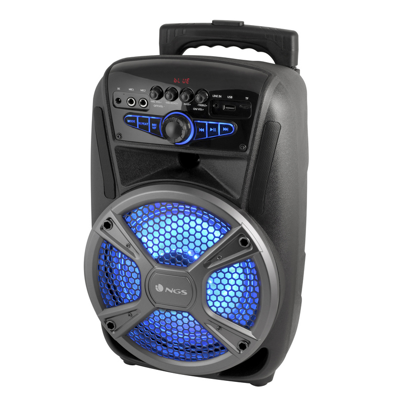 NGS Wild Mambo Altavoz Bluetooth 35W