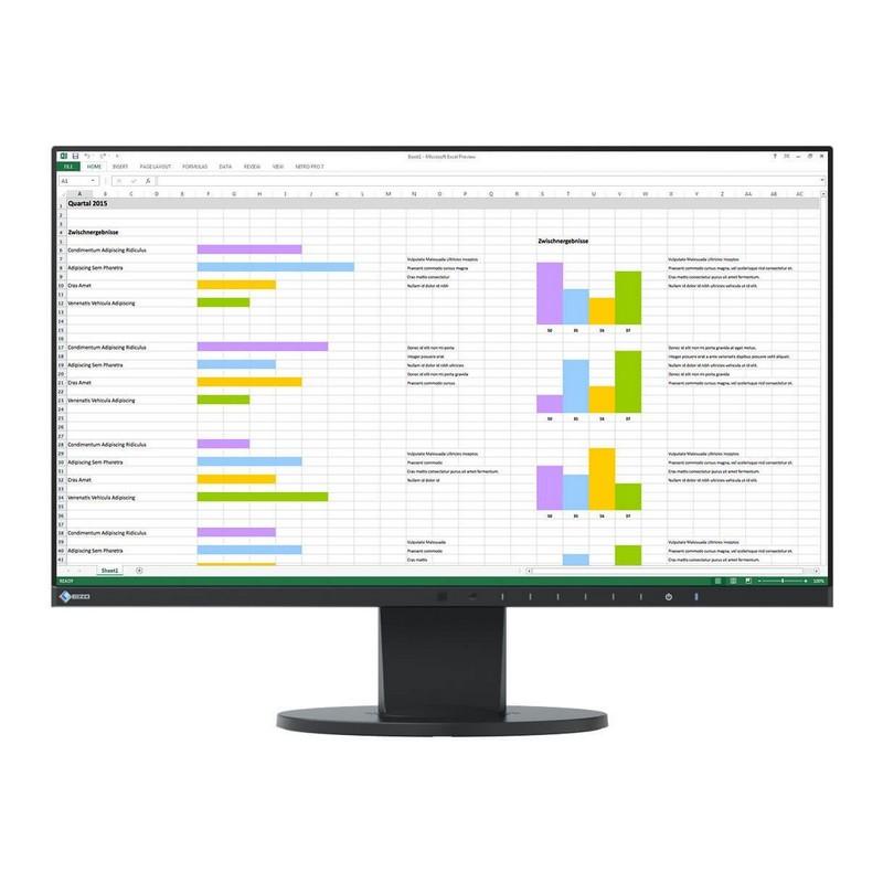"Monitor Eizo FlexScan EV2450 23.8"" LED IPS FullHD"