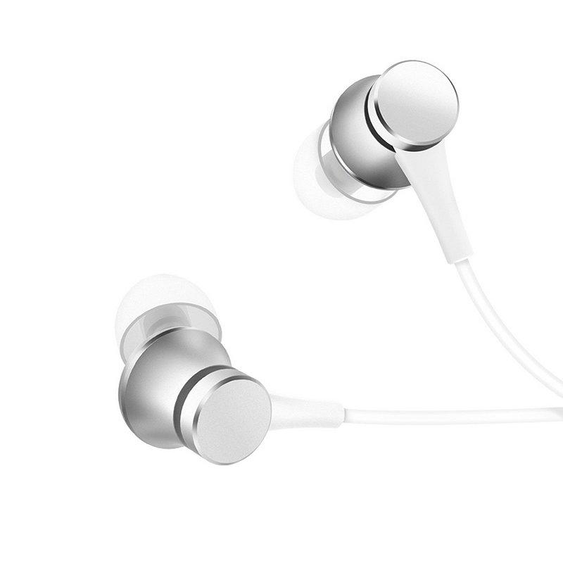 Xiaomi Mi Basic Auriculares Intrauditivos Plata