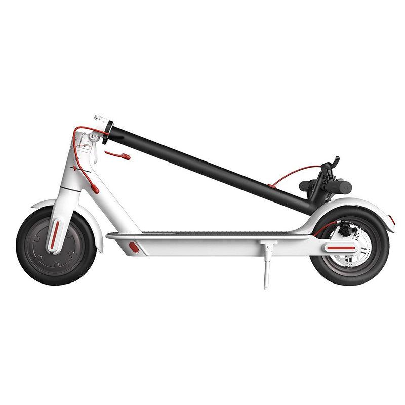 xiaomi mi electric scooter branca. Black Bedroom Furniture Sets. Home Design Ideas