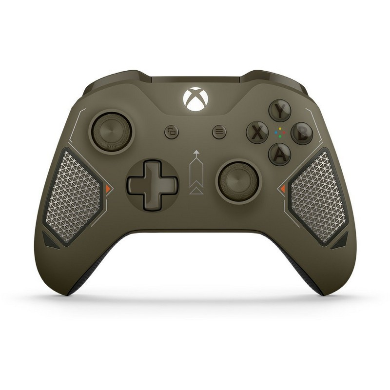 Microsoft Mando Wireless Combat Tech Edicion