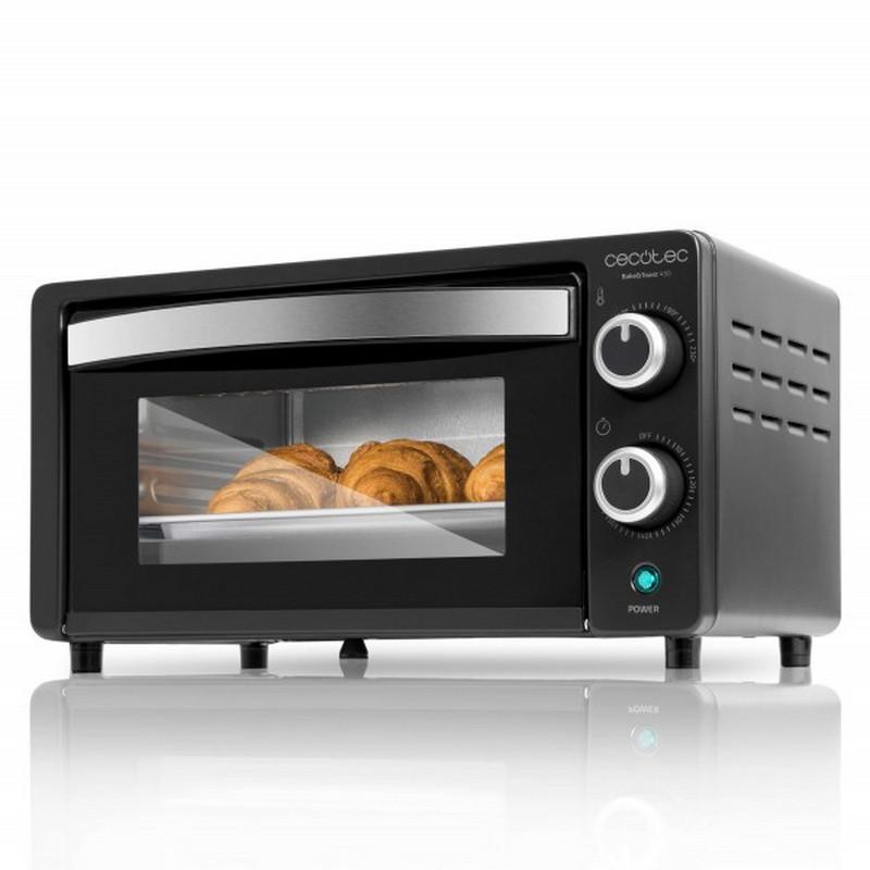 Horno de sobremesa cecotec bake and toast 450 1000w - Hornos de sobremesa orbegozo ...