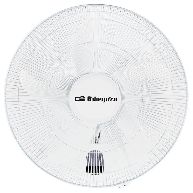 Ventilador de Pared Orbegozo WF 0245 con Mando a Distancia