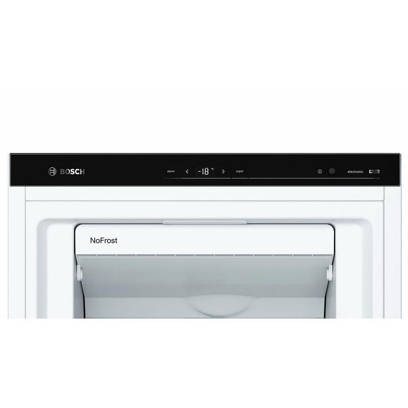 Bosch Serie 6 GSN36AW3P Congelador Vertical No Frost 242L A++ Blanco 31aa11abb787