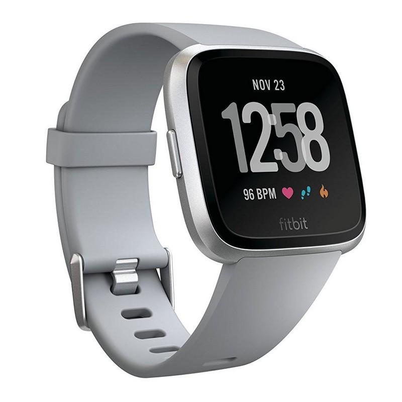 Fitbit Versa Gris/Aluminio Plata