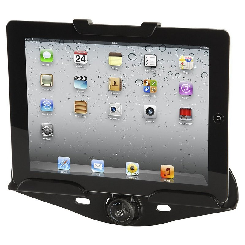 Targus awe77eu soporte coche para tablet de 7 10 1 for Soporte tablet pared