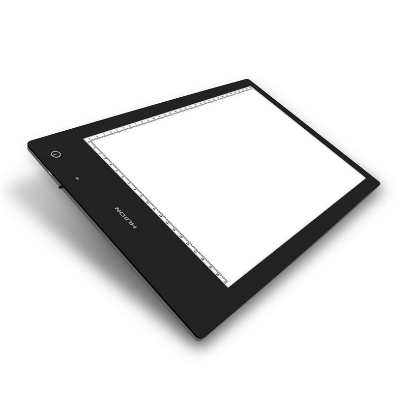 Huion LB4 Caja de Luz LED con Batería Ión Litio para Dibujo/Tattoo