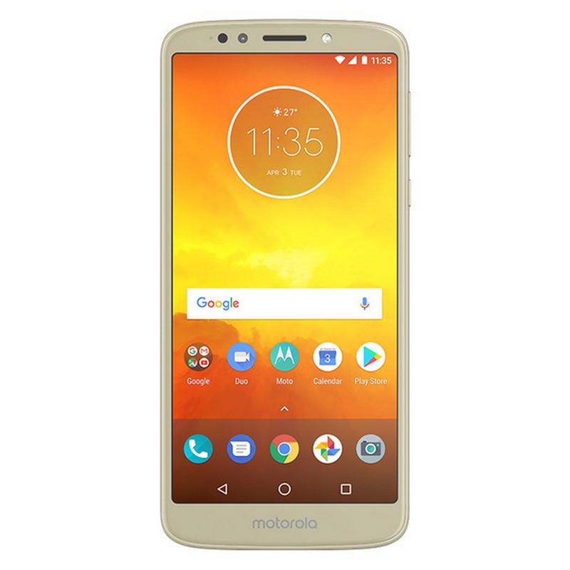 33b2a995e21 Motorola Moto E5 Dorado Libre