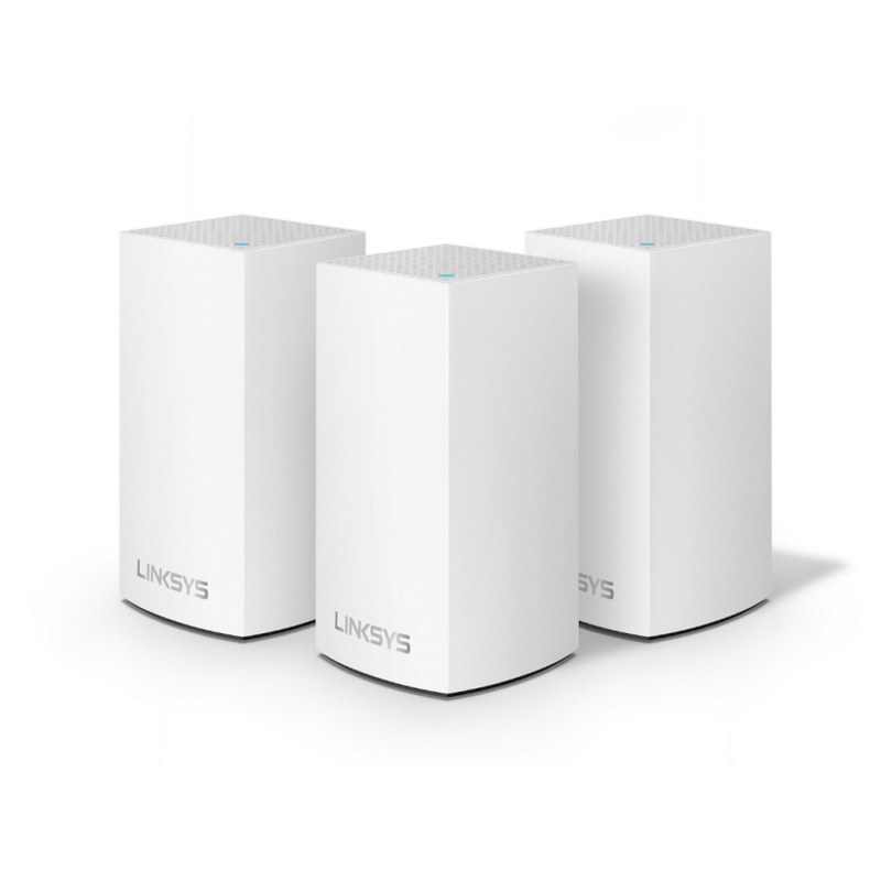 Linksys Velop Sistema Wi-Fi En Malla Doméstico AC3600 3 Nodos