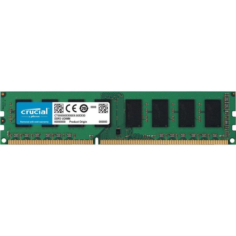 Crucial CT102464BD160B DDR3L 1600 PC3-12800 8GB