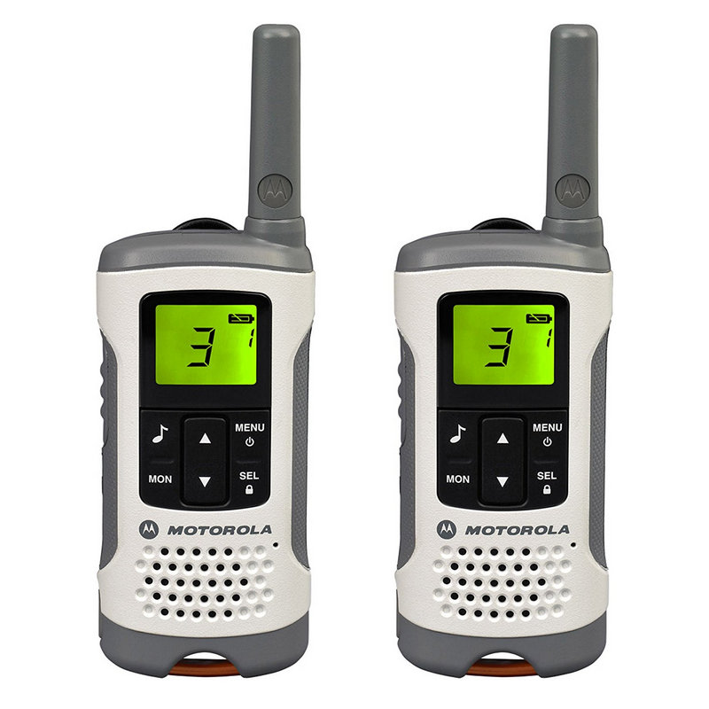 Motorola TLKR T50 Pack 2 Walkie Talkie