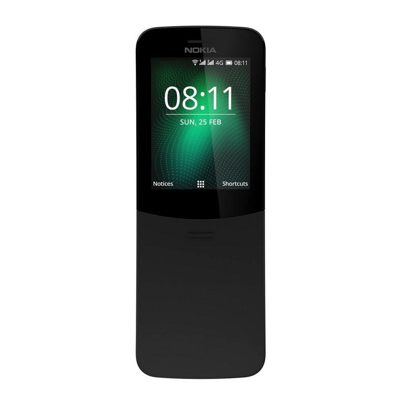 Nokia 8110 Dual Sim Negro Libre