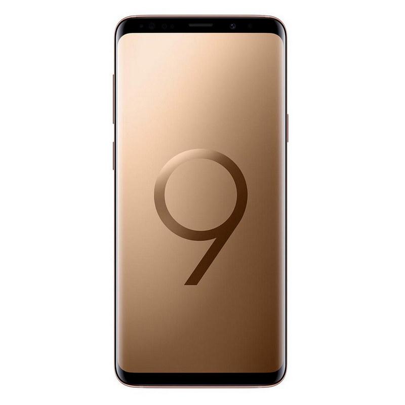 eabdbf4502a Samsung Galaxy S9 Plus Dorado Libre
