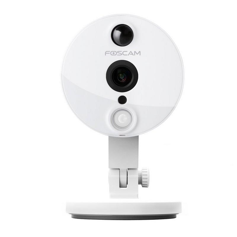 Foscam C2 Cámara de Seguridad IP Interior FullHD Blanca