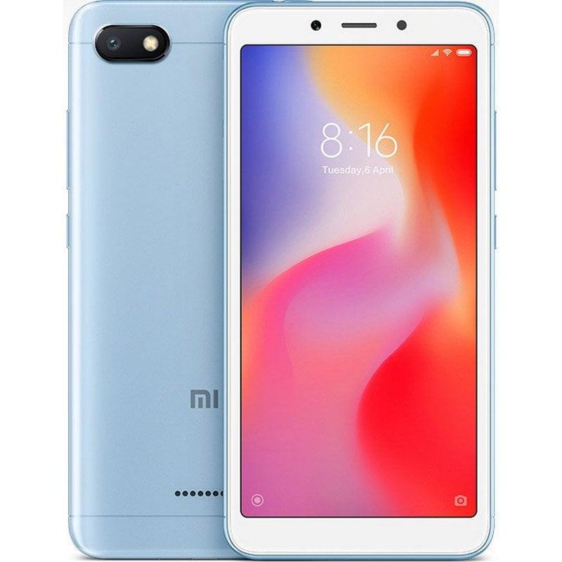 Xiaomi Redmi 6A 2/32GB Dual Sim Azul Libre