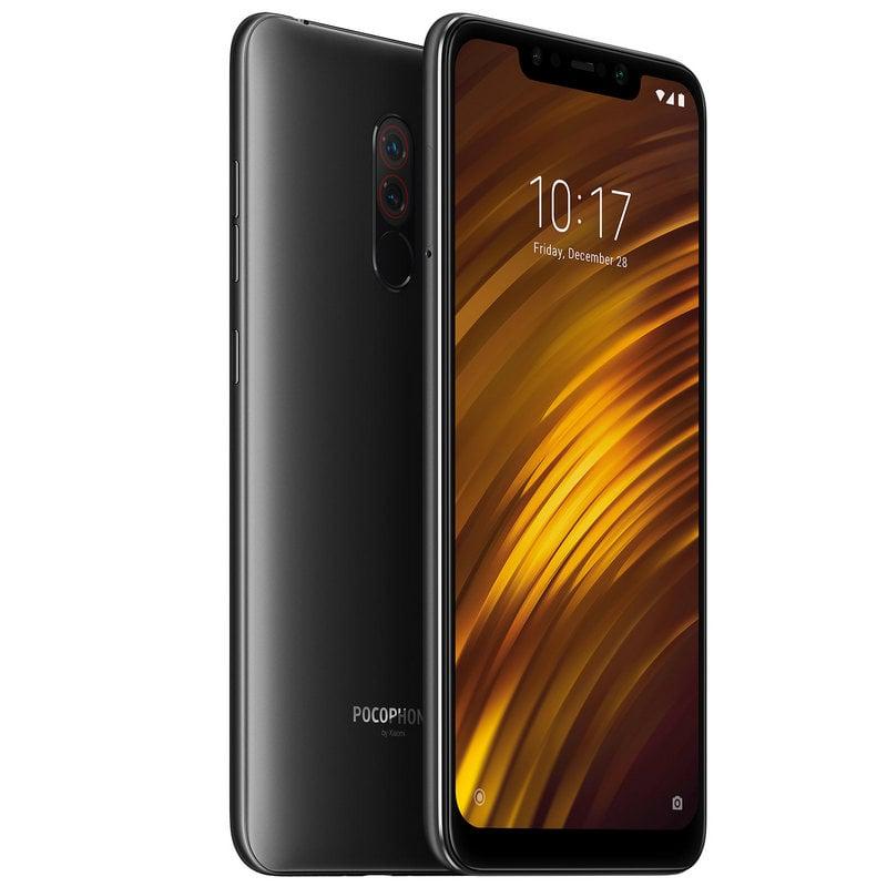 Xiaomi Pocophone F1 6/64Gb Negro Libre