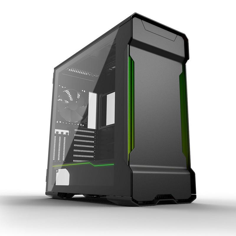 Phanteks Enthoo Evolv X USB 3.1 Cristal Templado RGB Negro