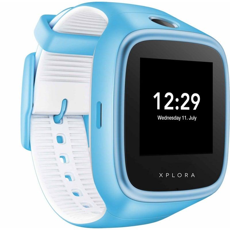 diseño superior gran colección nuevas imágenes de Xplora 3S Smartwatch para Niños Azul