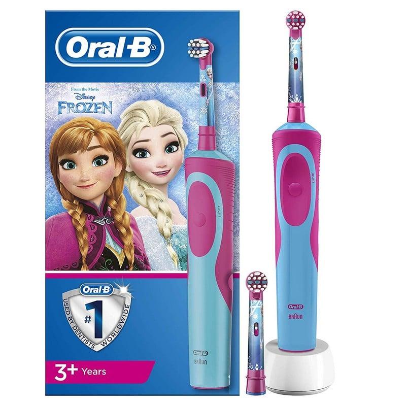 Oral-B Stages Power Kids Frozen Cepillo Eléctrico para Niños 920b1875ca2b