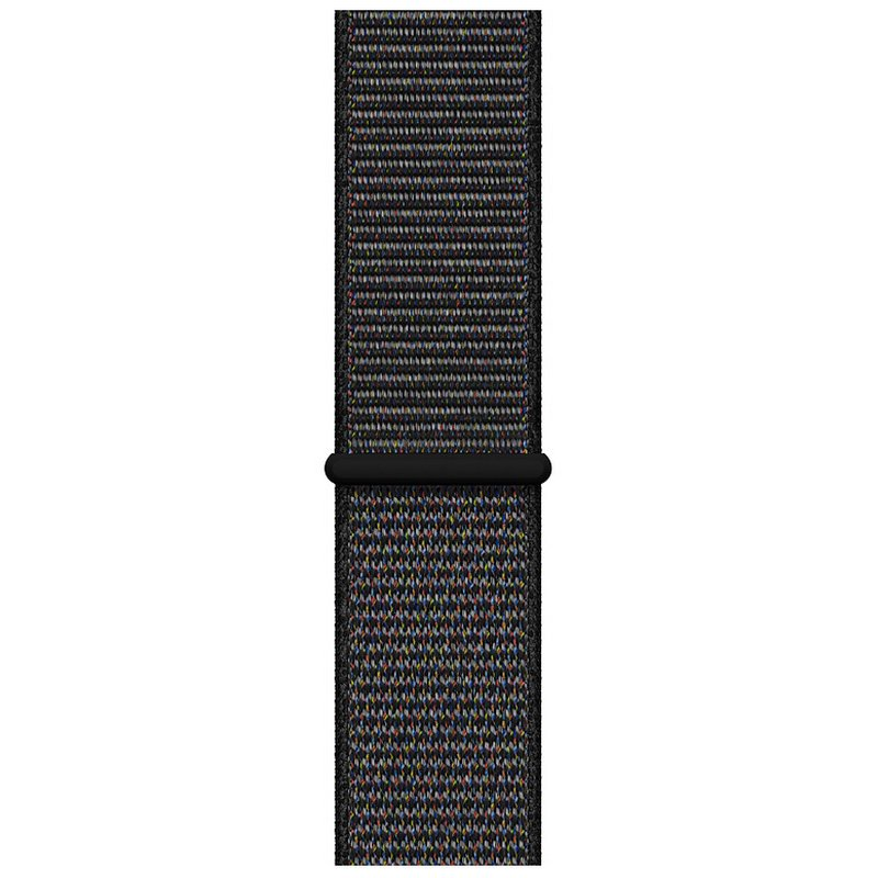 b16e262fa3d Apple Watch Series 4 GPS 40mm Alumínio Cinzento Sideral com Bracelete Loop  Preta