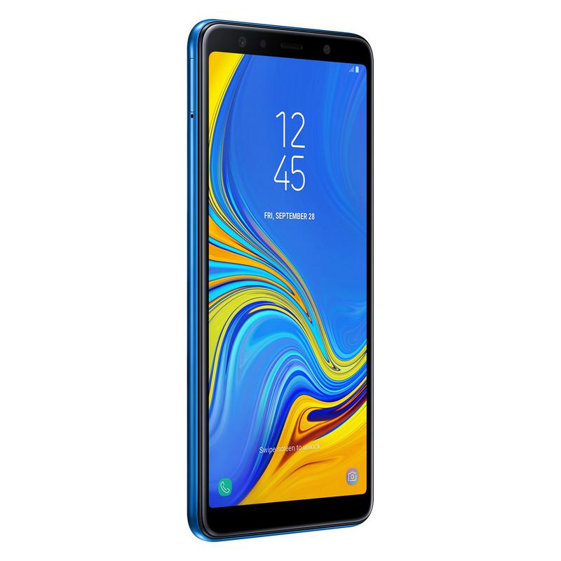 Samsung Galaxy A7 Azul Libre