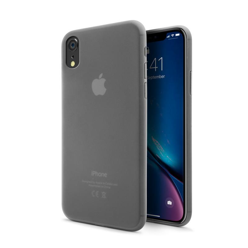 0cbd4b3197a Unotec Funda Super-Slim Transparente para iPhone XR