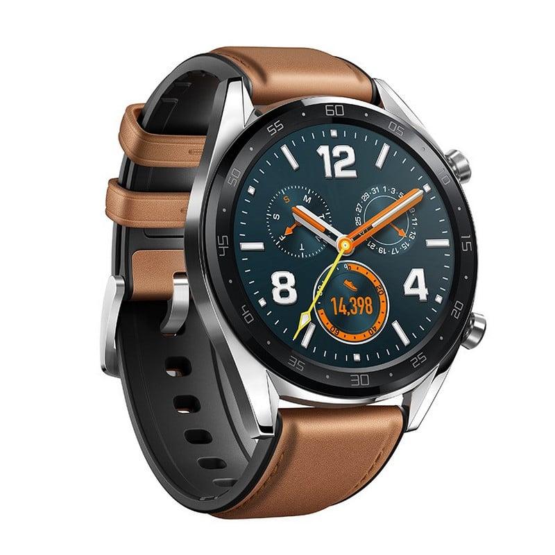 Huawei - Reloj Inteligente Smartwatch  Watch GT Marrón