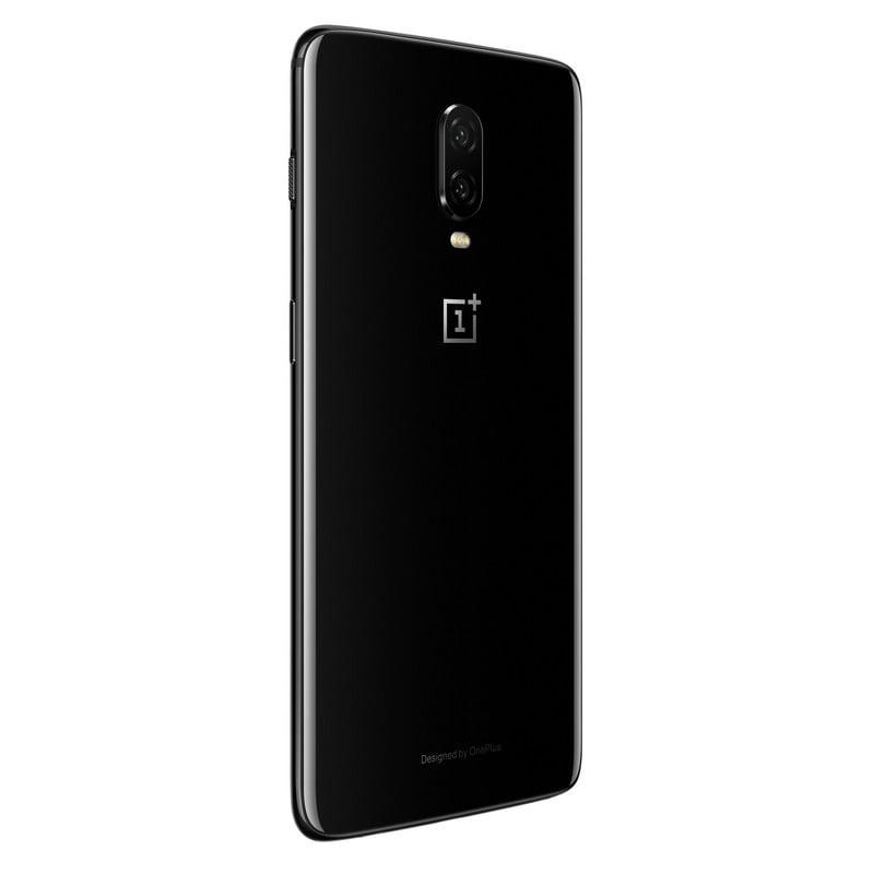 OnePlus 6T 6GB/128GB 6,41'' Mirror Black